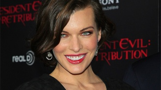 Milla Jovovich Is Likely To Star In The New George R.R. Martin Adaptation, 'In The Lost Sands'
