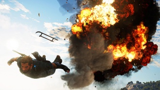 Choose Your Own Destructive Adventure In This Interactive 'Just Cause 3' Trailer