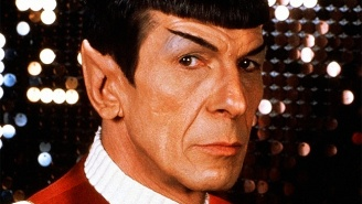 Syfy Will Pay Tribute To Leonard Nimoy With A Five-Hour Programming Block On Sunday