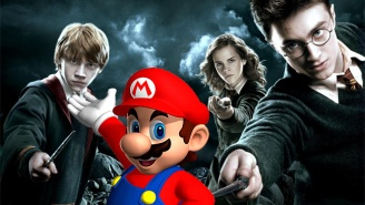 The Legend Of Harry: Nintendo Made A Play For The Harry Potter License In The Late-90s