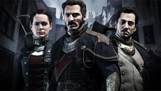 Five Games: 'The Order: 1886' And Everything Else You Need To Play This Week