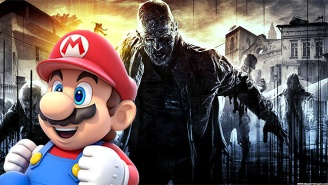 There's An Homage To World 1-1 Of 'Super Mario Bros' Hidden In The Gory Zombie Game 'Dying Light'