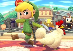 'Hyrule Warriors' Lets You Wreck Shop As A Giant Version Of One Of Zelda's Killer Chickens