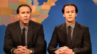 There's A Petition To Get Nicolas Cage To Host 'SNL'