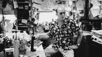 In Which Hunter S. Thompson Calls Customer Service And Leaves A Voice Message