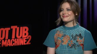 Gillian Jacobs on 'Hot Tub Time Machine 2' and her serious love of 'Twins'