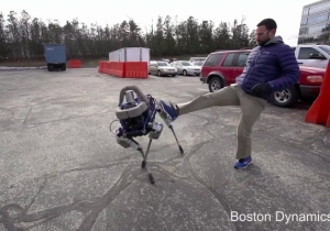 Meet 'Spot,' Google And Boston Dynamics' Newest Nightmare-Fueling Robot