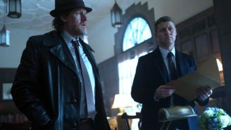 Let's Liveblog Tonight's Geeky TV: 'Gotham' Lights Up A Scarecrow