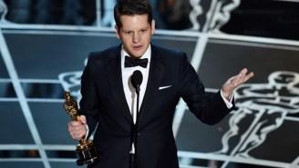 'Imitation Game' Screenwriter Graham Moore Clarifies That He's Not Gay
