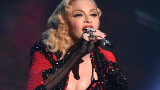 Madonna still has it: Watch her showstopping Grammy performance
