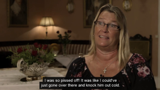A Fighter's Mom Once Tried To Punch UFC Champ Jon Jones In The Hospital