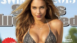 Hannah Davis Is Your 2015 Sports Illustrated Swimsuit Cover Model