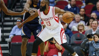 """Tony Allen On James Harden: """"One Guy I Haven't Figured All The Way Out"""""""