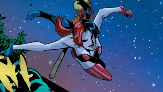 Harley Quinn dating Batman is now reality thanks to Jimmy Palmiotti and Amanda Connor