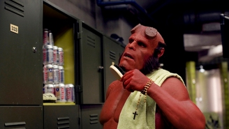 For His 21st Birthday, Hellboy Is Getting His Own Beer