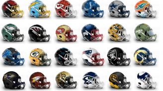 Here Are Some More NFL Helmet Redesigns, Which Reimagine The Packers' As A Block Of Cheese