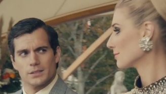 Henry Cavill Goes From Superman To Super Spy In 'The Man From U.N.C.L.E.' Trailer