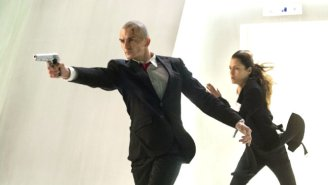 Watch The First Over-The-Top 'Hitman: Agent 47' Trailer Kill A Dude And Take His Pants
