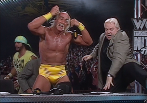 The Best And Worst Of WCW Monday Nitro 2/12/96: The Loch Ness Horror