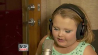 Here's A Taste Of The New Honey Boo Boo Song That TLC's Lawyers Are Reportedly Trying To Block