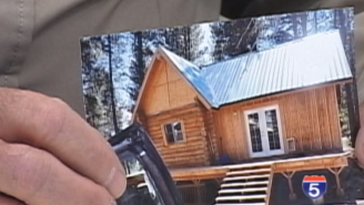 Officials In Oregon Are On The Hunt For Someone Who Stole An Entire House