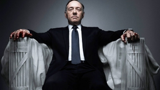 Here's The Intense 'House of Cards' Season Three Trailer That Debuted During The Oscars