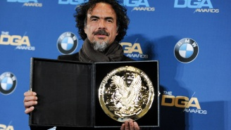 Alejandro G. Iñárritu wins Directors Guild award for 'Birdman'
