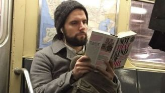 Women Everywhere Are Freaking Out Over This 'Hot Dudes Reading' Instagram Account