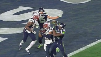 Seattle's Decision To Throw At The One-Yard Line Cost Them A Super Bowl Title