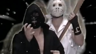 Spend Your Friday The 13th With Jason The Terrible, The 'Friday The 13th' Wrestler