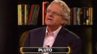 Exclusive: Jerry Springer is the worst 'Celebrity Name Game' player ever