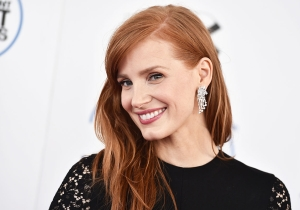 Has 'The Huntsman' made Jessica Chastain the Queen of Comic-Con 2015?
