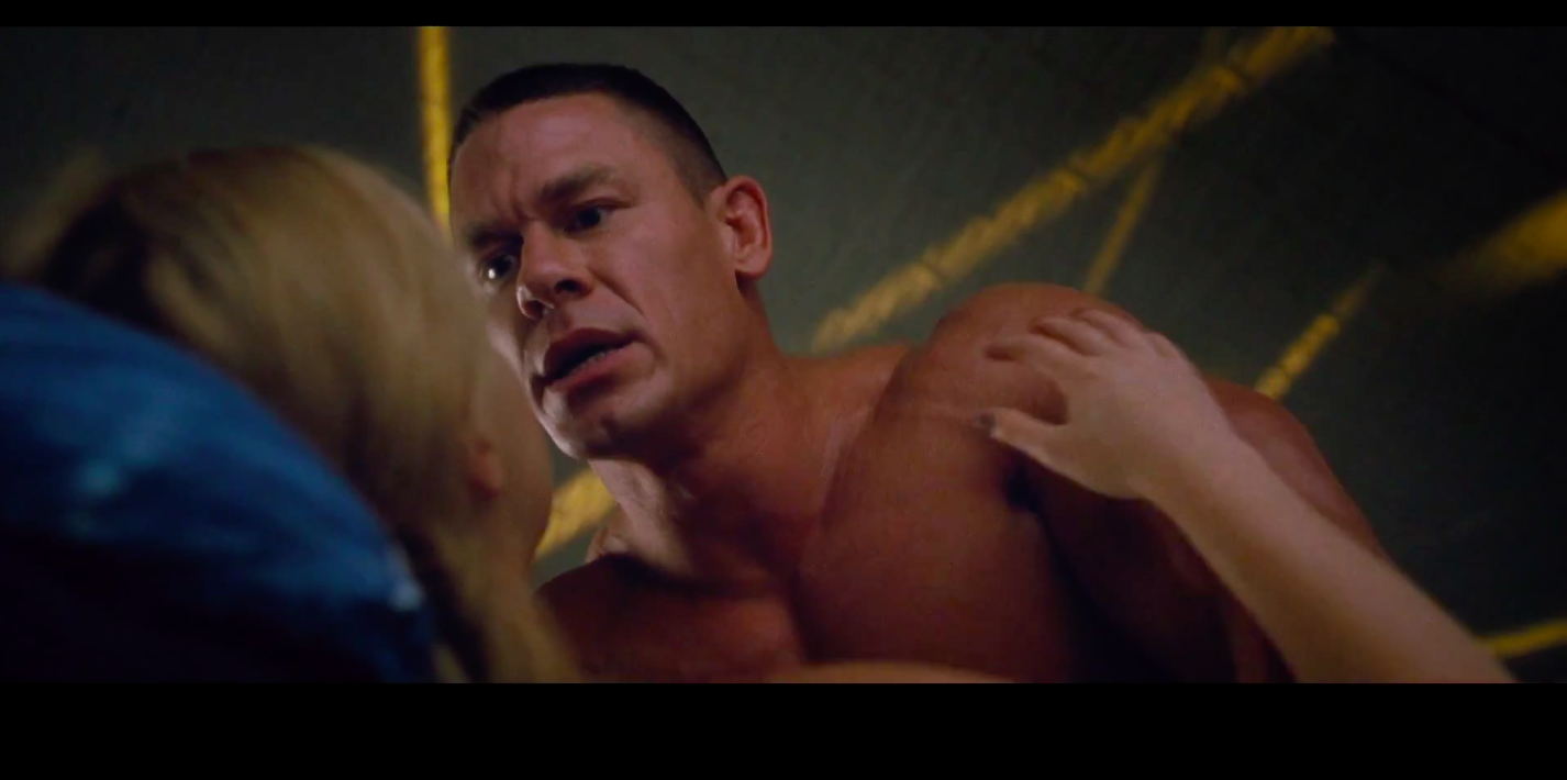 Amy Schumer Sex Video john cena's sex scene from amy schumer's movie 'trainwreck'