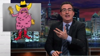 Philip Morris Issued A Long-Winded, Hacking Response To John Oliver's Anti-Tobacco Rant