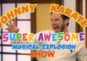 What's On Tonight: Johnny Karate Takes His Final Bow On 'Parks And Rec'