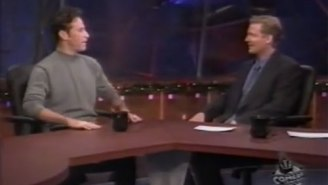 Let's Take A Look Back At Jon Stewart As A Guest On Craig Kilborn's Next-To-Last 'Daily Show'