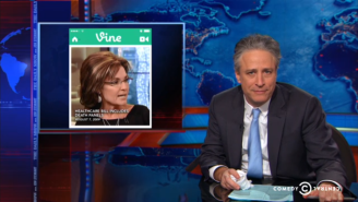 Jon Stewart And 'The Daily Show' Present '50 Fox News Lies In 6 Seconds'