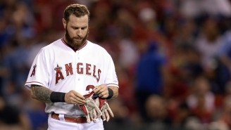 Josh Hamilton Reportedly Relapsed With Cocaine And May Face A Lengthy Suspension