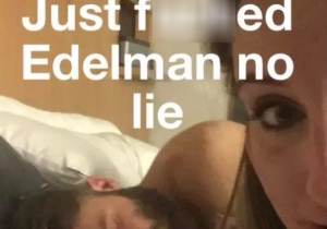 This Braggadocious Girl Says She F*cked Patriots WR Julian Edelman And She Has Proof