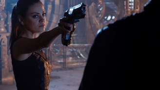 'Jupiter Ascending' is the Sci-Fi movie women were waiting for