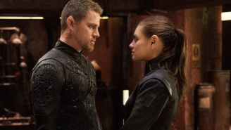 'Jupiter Ascending' Is A Lot Like Watching 'Attack Of The Clones' As Your First 'Star Wars' Movie