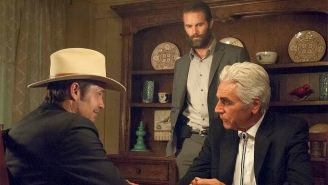 Review: 'Justified' – 'The Trash and the Snake': Nobody beats the Wiz!