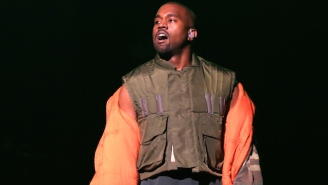 A Bag Of Air Allegedly Taken From A Kanye West Concert Is Currently Selling For Over $60,000 On Ebay