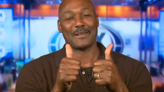 Now Karl Malone Wants To Fight Brock Lesnar For Some Reason