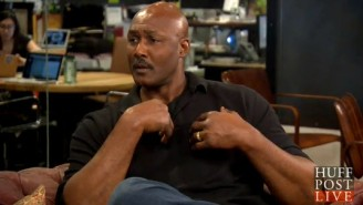Did Karl Malone Challenge Kobe Bryant To A Fight In This Video?