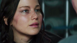 Jennifer Lawrence gets the worst makeover in new 'Mockingjay' deleted scene
