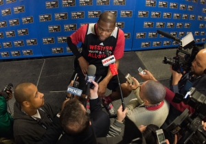 Kevin Durant On The Media: 'You Guys Really Don't Know Sh*t'