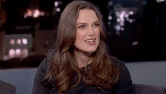 Pregnant Keira Knightley Revealed That She Has No F*cking Clue What To Do With A Baby