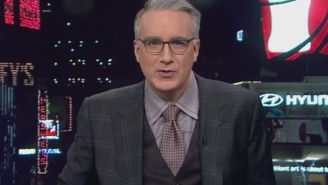 ESPN Denies And Then Possibly Confirms A Report They've Silenced Keith Olbermann's Opinions