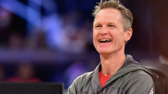"Steve Kerr's All-Star Strategy: ""One Of You Guys Get It, And Like Throw It To One Of The Other Guys, Then You Shoot'"